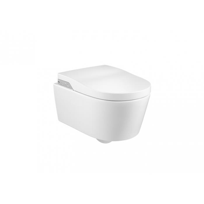 Фото сантехники In-Wash Inspira Подвесной унитаз-биде, Rimless, цвет белый (муляж)