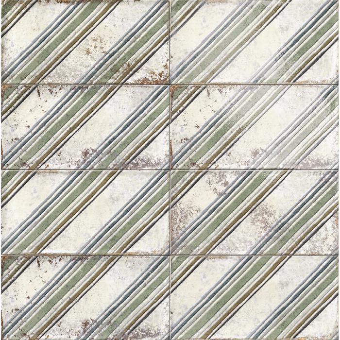 Текстура плитки Arquitect White Decor 15x30