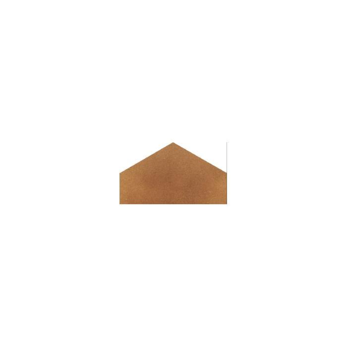 Текстура плитки Aquarius Brown Polowa 14.8x26
