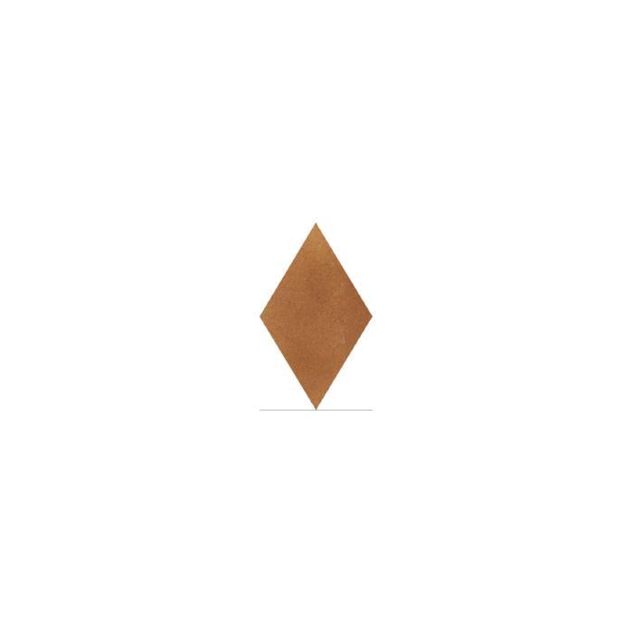 Текстура плитки Aquarius Brown Romb 14.6x25.2