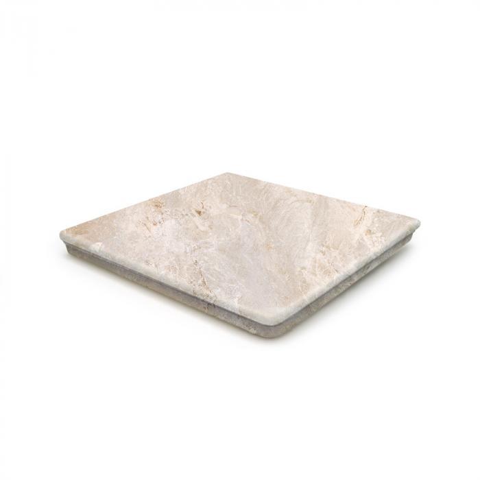 Текстура плитки Sea Rock Peldano Angular Florentino Marfil 33x33