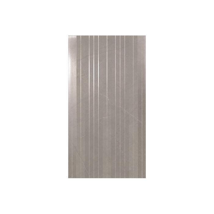Текстура плитки Marvel Silver Stripe 30.5x56