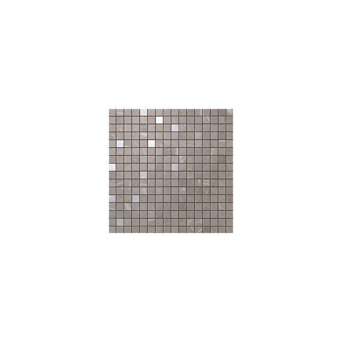 Текстура плитки Marvel Silver Mosaic 30.5x30.5
