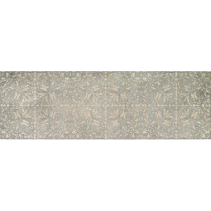 Текстура плитки Marmi Imperiali Sipario Silver Decoro 30x90