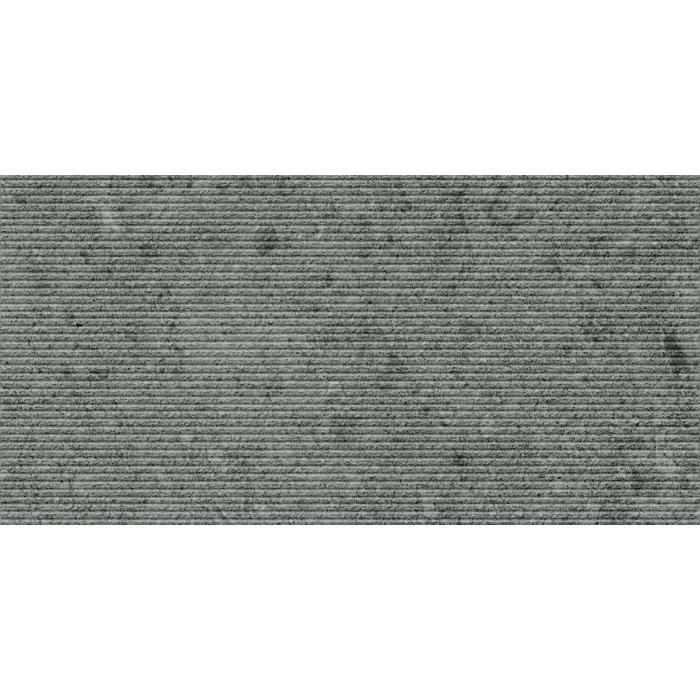 Текстура плитки Дженезис Сатурн Грей Струк. Ретт. 30x60
