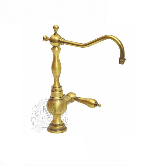 Фото сантехники Baron Кран для питьевой воды, цвет золото
