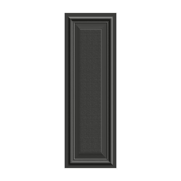 Текстура плитки Park Avenue Black 24х72