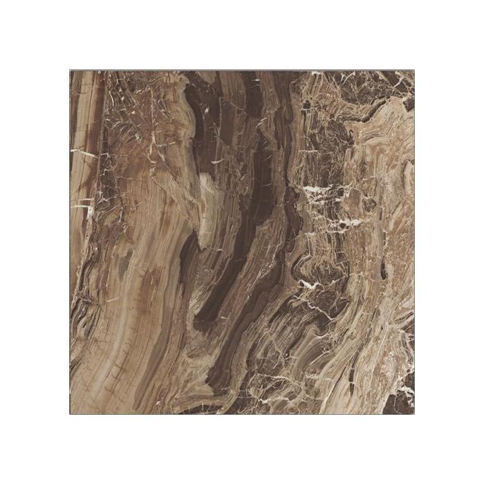 Текстура плитки I Marmi di Rex Marble Brown Lucido 60x60