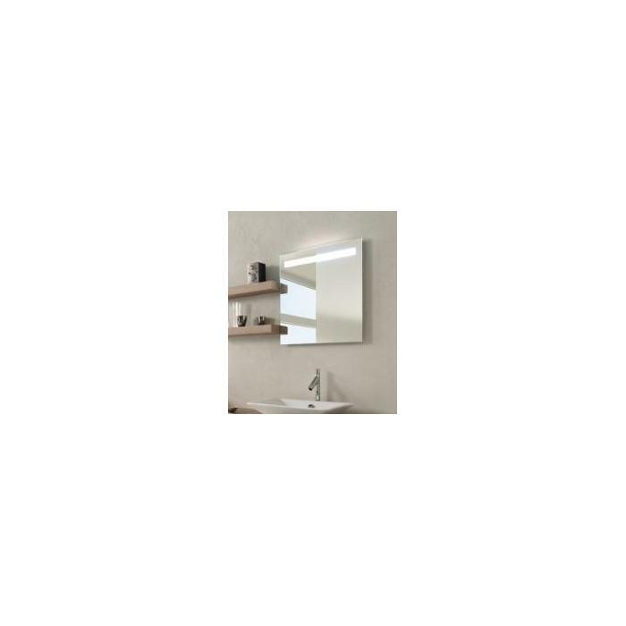 Фото сантехники Parallel Зеркало со светодиодной подсветкой 80хh65х3 см, ИК-датчик, Анти-Пар - 3