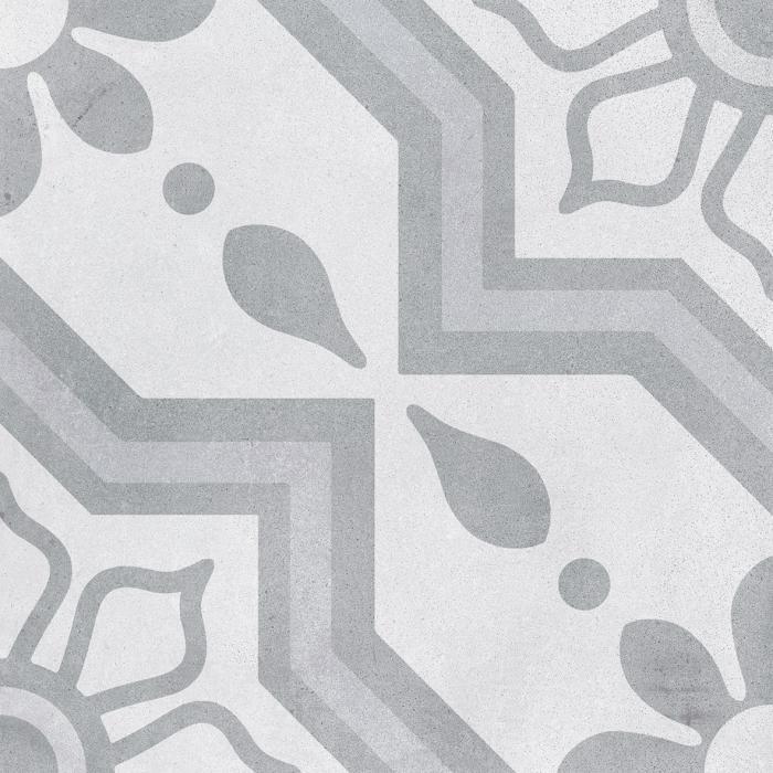 Текстура плитки Cuban Silver Sky 22.3x22.3