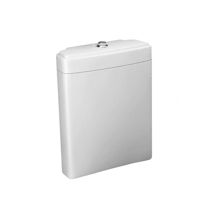 Фото сантехники Evolution Бачок для унитаза, цвет белый