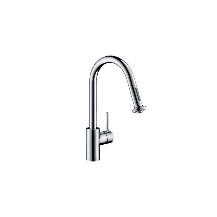 Фото сантехники Talis S Variarc Смеситель для кухни с выдвижным душем хром
