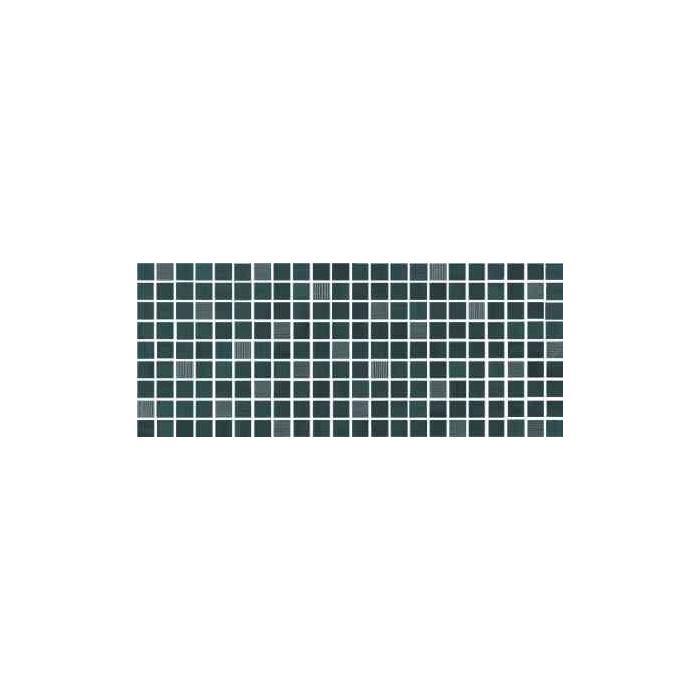 Текстура плитки Shine Turchese Mosaico 24x59 - 2