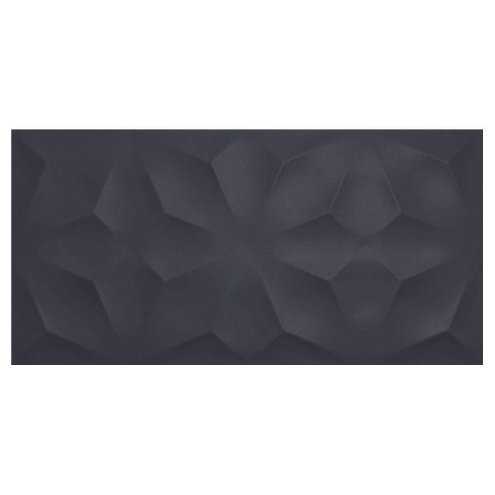 Текстура плитки 3D Diamond Night Matt 40x80