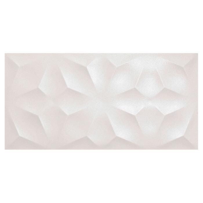 Текстура плитки 3D Diamond White Matt 40x80