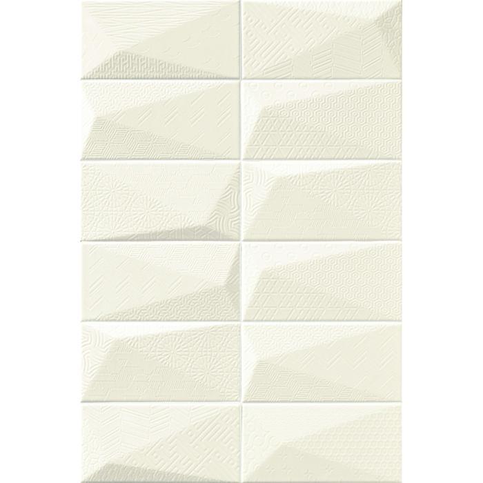 Текстура плитки Fancy Artic 10x20 - 2