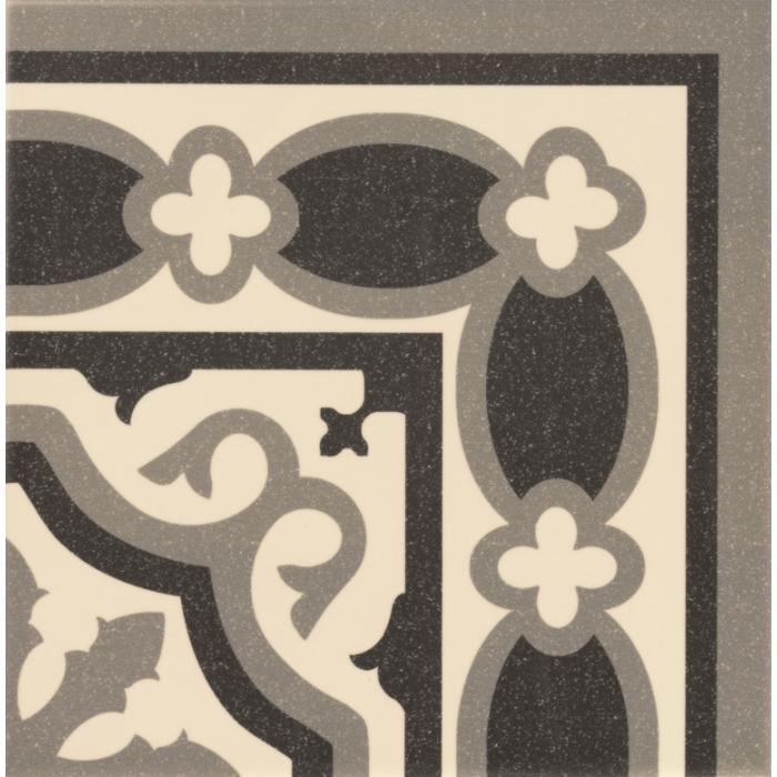 Текстура плитки Esquina Florentine White 20x20