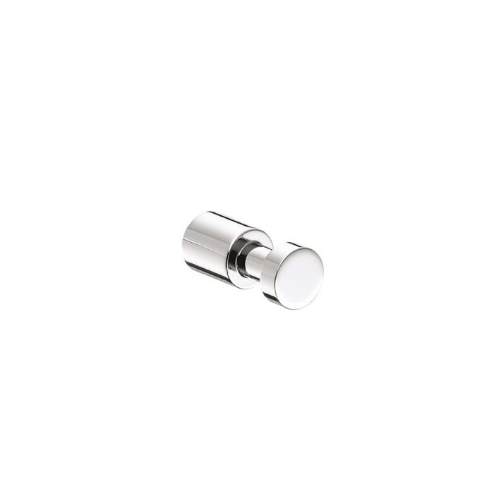 Фото сантехники Polo Крючок вылет 50 мм, диаметр 14,5 мм, настенный монтаж, цвет хром