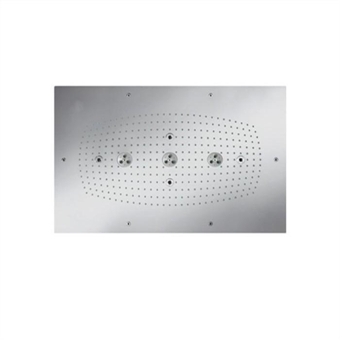 Фото сантехники Raindance Rainmaker Air Верхний душ 680x460 мм, прямоугольный без подсветки