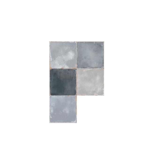 Текстура плитки Lenos Grey 22.3x22.3