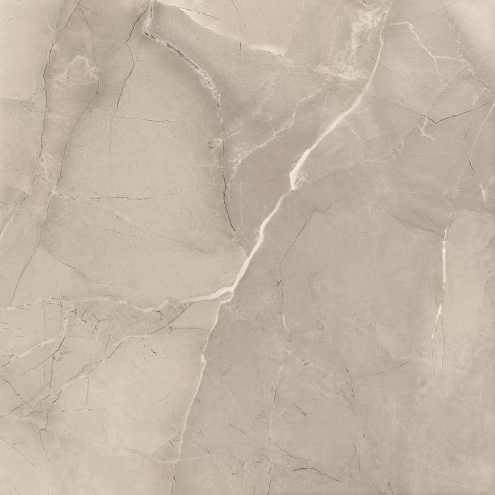 Текстура плитки Капри Серый Шлиф. Ретт. 45x45