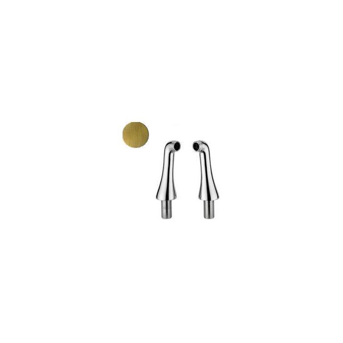 Фото сантехники Ricambi Полуколонны для смесителя, цвет бронза
