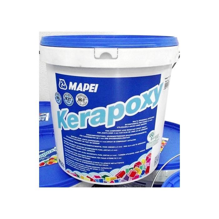 Строительная химия Kerapoxy №142  2 кг эпоксидный шовный заполнитель цвет коричневый