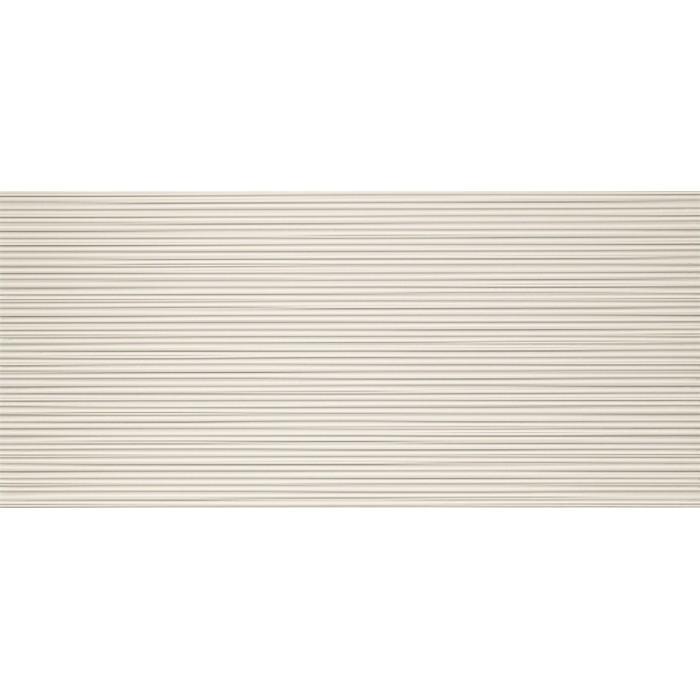 Текстура плитки 3D Line White Matt 110  50x110