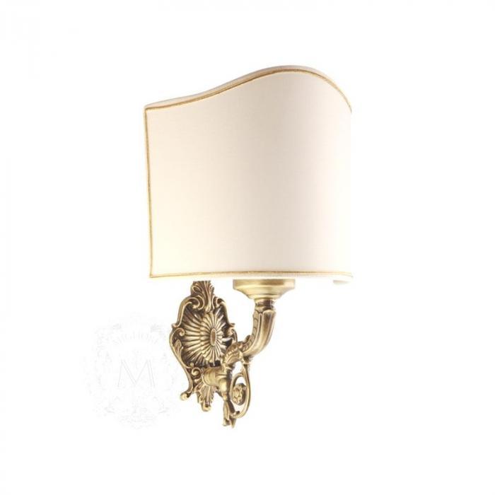 Фото сантехники Elisabetta Светильник настенный абажур, золото