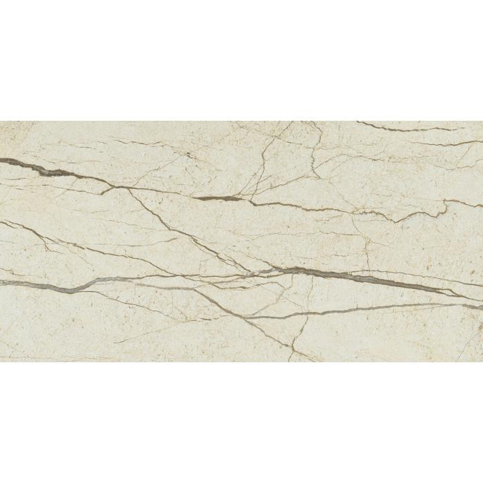 Текстура плитки Шарм Делюкс Крим Ривер 60x120 Cer - 3