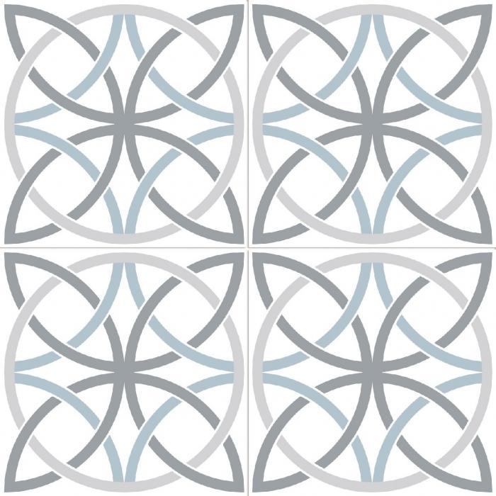 Текстура плитки Bosham White 45x45