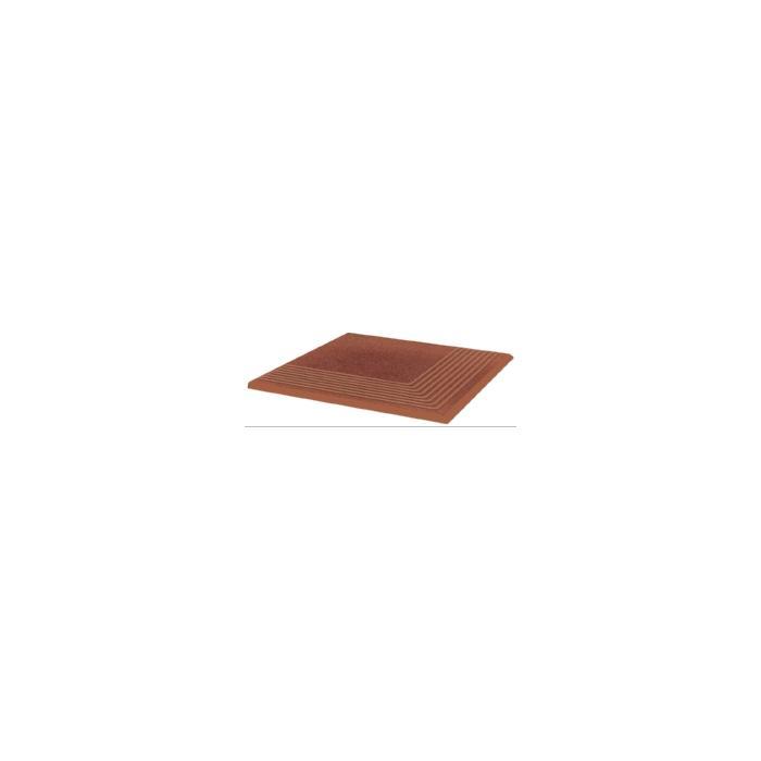 Текстура плитки Taurus Rosa Stopnica narozna 30x30
