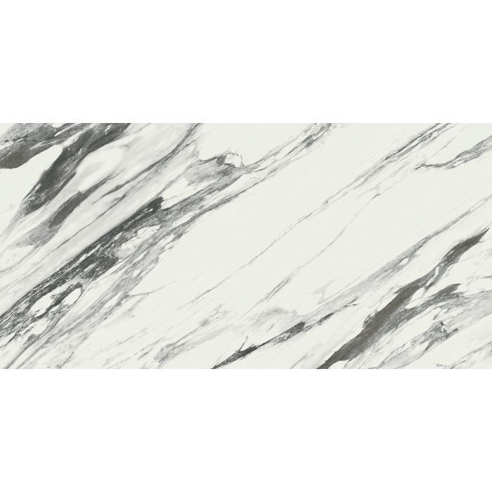 Текстура плитки Шарм Делюкс Статуарио Фант. 60X120 Cer