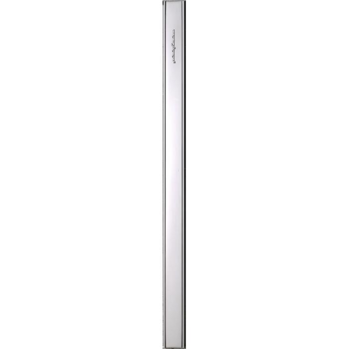 Текстура плитки Earth Listello Mirror Silver 3.6x120