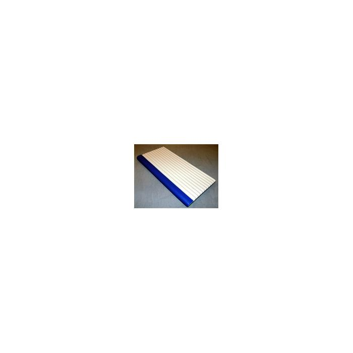 Текстура плитки Pool Edge Dark Blue Ral 5002 Matt. 10x20