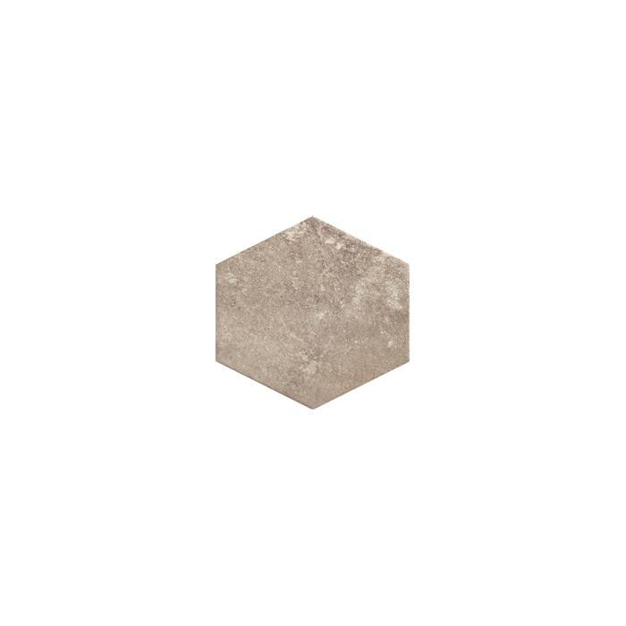 Текстура плитки Scandiano Ochra Heksagon 26x26