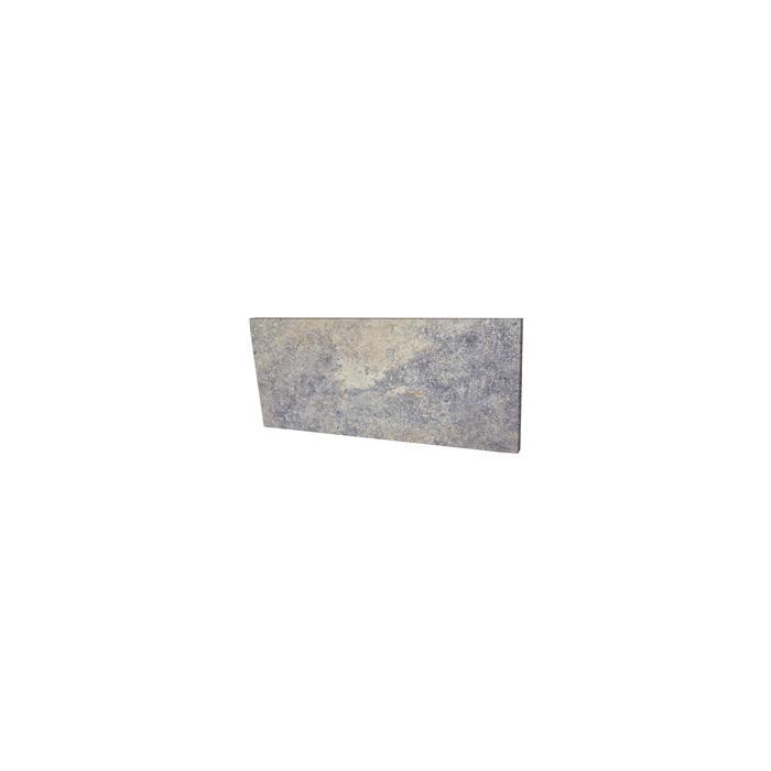 Текстура плитки Viano Grys Podstopnica 14.8x30 - 2