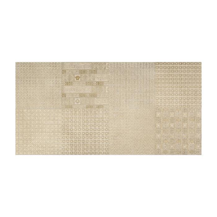 Текстура плитки #Greek Formelle Beige/Oro Rett 40x80