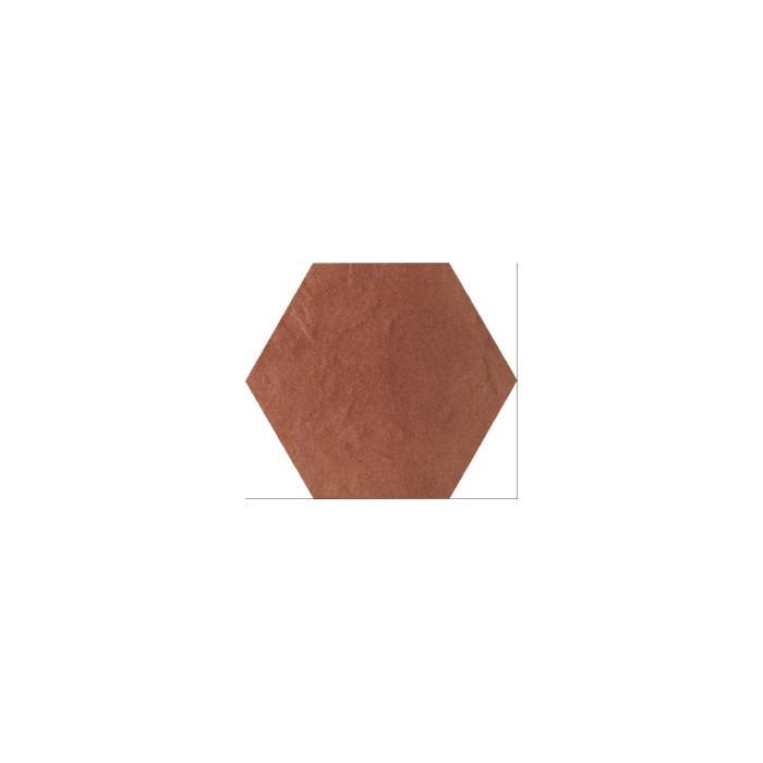 Текстура плитки Taurus Rosa Heksagon 26x26