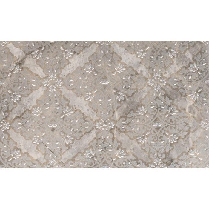 Текстура плитки Newluxe Grey Damasco S/1 30.5x56