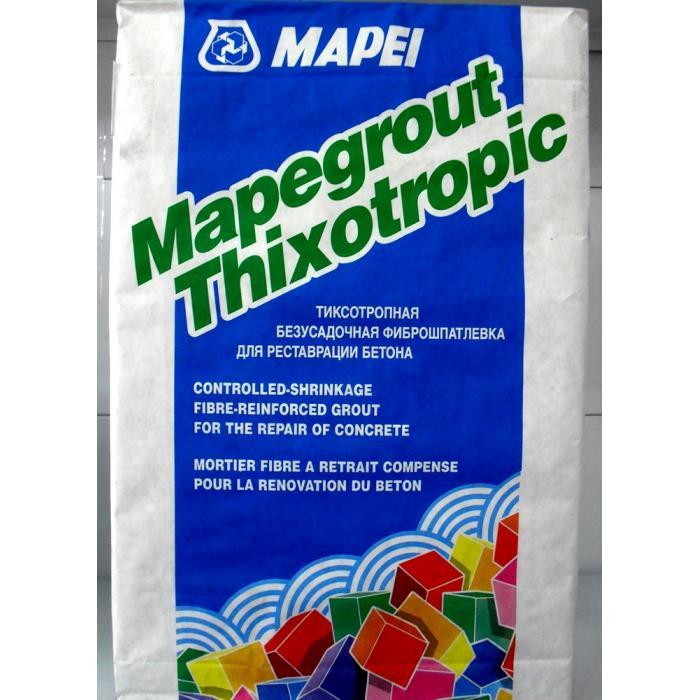 Строительная химия Mapegrout Tixotropic 25 кг.