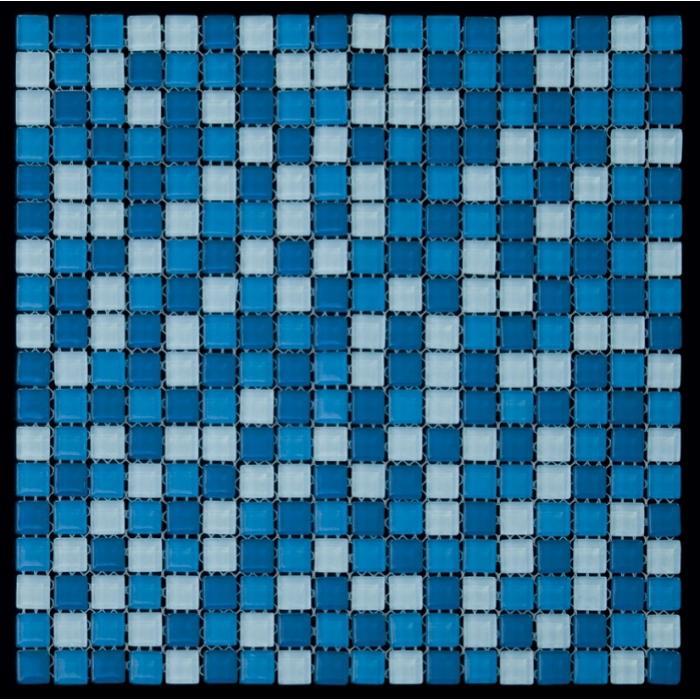 Изображение Mix Мозаика стеклянная KM-009 1,5х1,5