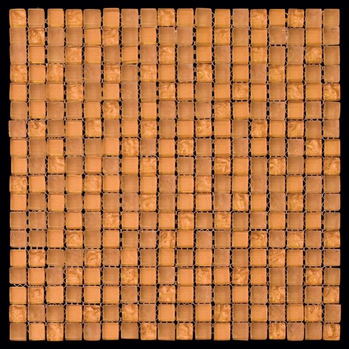 Изображение Mix Glass&Stone Мозаика микс PST012-15 1,5х1,5