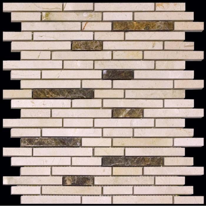 Изображение S-Line Мозаика из натурального камня  KB-P30 (0167-MD30)