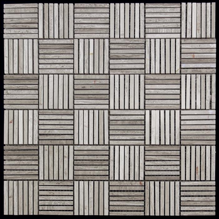 Изображение S-Line Мозаика из натурального камня  KB-P55 (XY-M031G-55P)