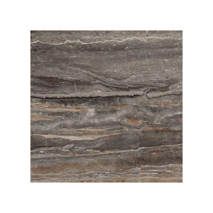 Текстура плитки Bergamo Коричневый Лаппато 60x60