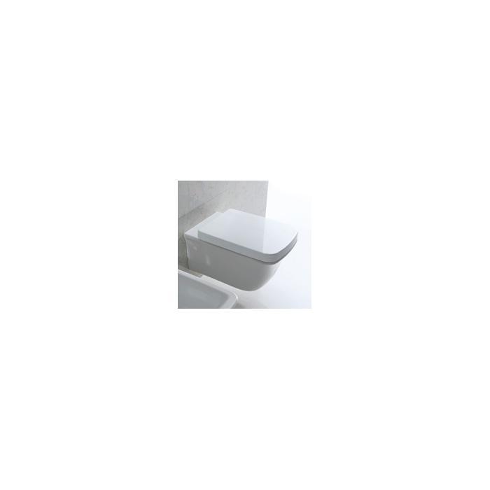 Фото сантехники Relais Унитаз напольный под скрытый бачок, цвет белый - 2
