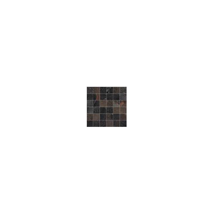 Текстура плитки High Line Mosaico Madison Nat Ret (5x5) 30x30 - 2