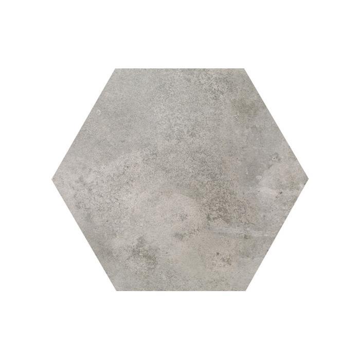 Текстура плитки Portland Grey Lap Hex 51.57х59.55