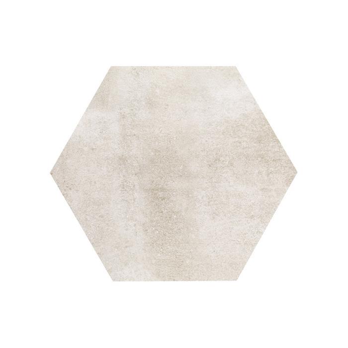 Текстура плитки Portland Ivory Lap Hex 51.57х59.55